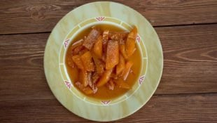 Calabaza en Dulce, or Candied Pumpkin