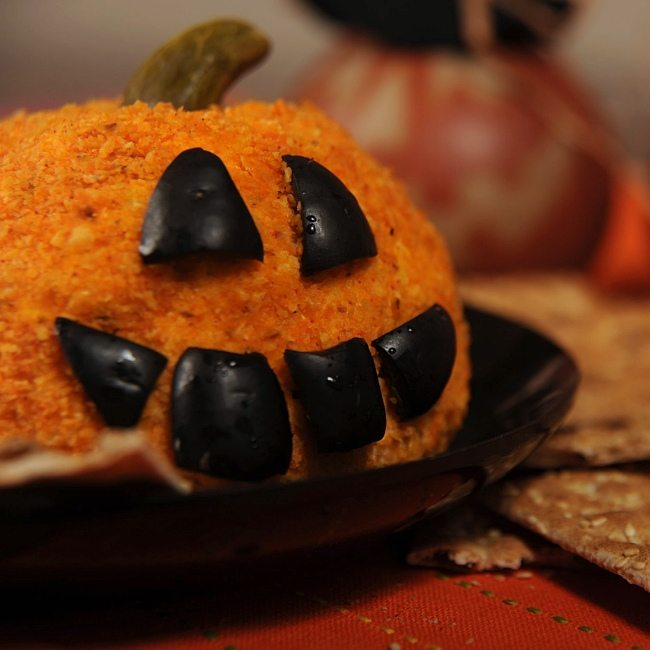 halloween-cheeseball
