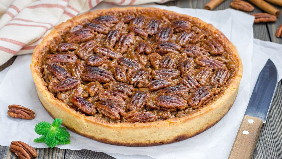whiskey pecan pie