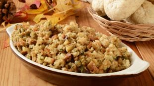 New England Oyster Stuffing