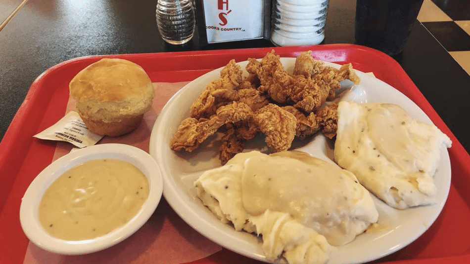 where to find the best fried chicken in each state