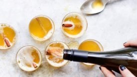 11 Classy Champagne Cocktails to Make Your New Year's Eve a Smash