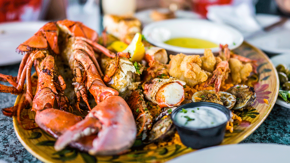 Top 5 Best Seafood Buffets In Myrtle Beach Stone Gate At