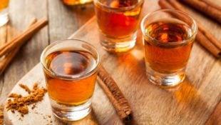 Spicy Cinnamon Whiskey