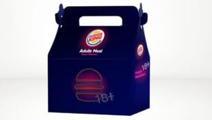 Burger King Israel Offering Naughty 'Adult' Version of Kids Meal on Valentine's Day