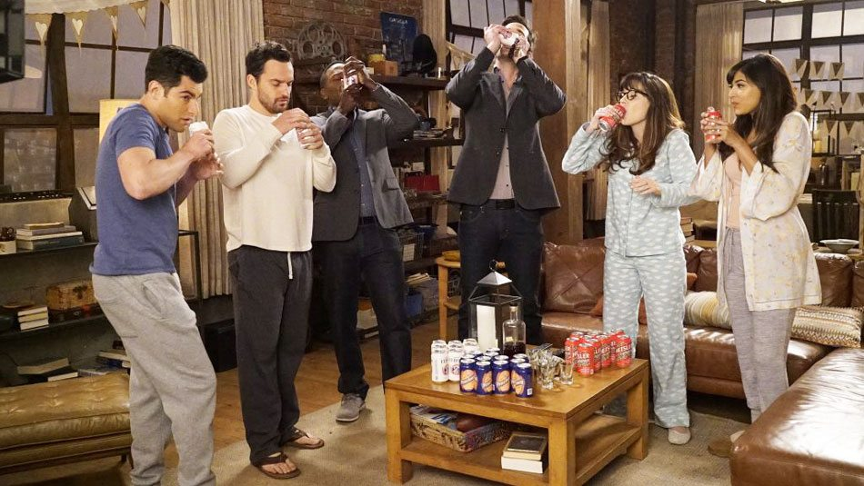 How to Play True American Drinking Game from New Girl ...