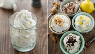 16 Homemade Whipped Cream Flavors to Avoid Aerosol Cans Forever