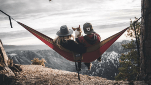 The Eno DoubleNest Camping Hammock Is All You Need to Lounge in Leisure
