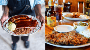 The 11 Best Eateries Where You Can Take a Deserved Break Along the I-45