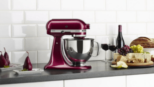 The KitchenAid Stand Mixer is the Most Lusted-After Kitchen Appliance Ever