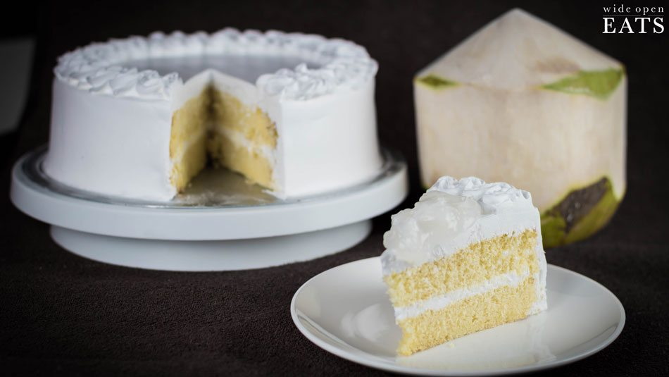 Dairy Free Coconut Tres Leches