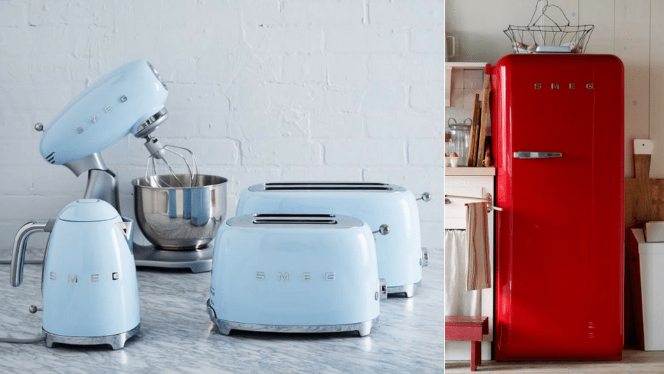 Kitchen Appliances Colors
