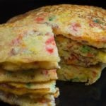 Fruity-Pebbles-Pancakes-with-Milk-Syrup