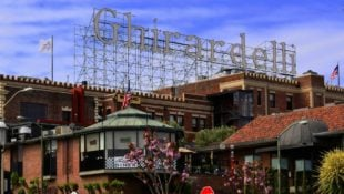 San Francisco Brewing Co. and Its New Ghirardelli Square Beer Garden