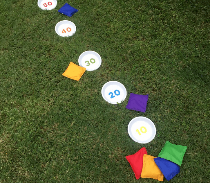 Yard Games DIY