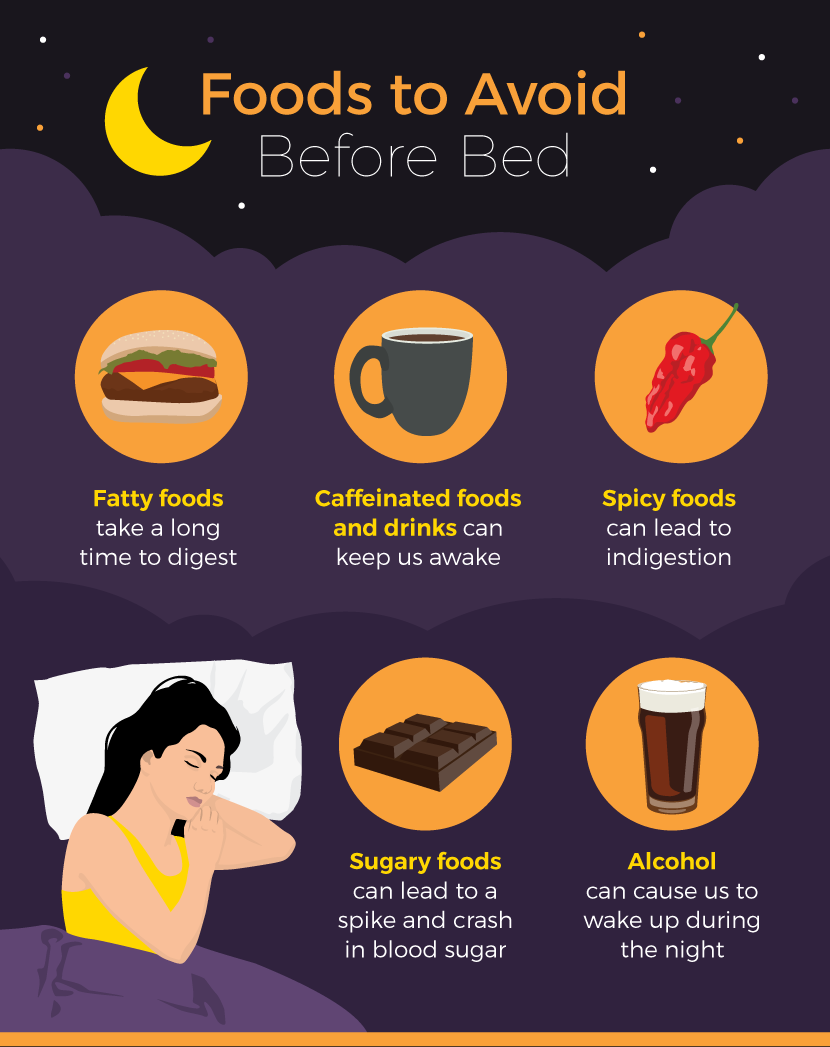 foods-to-avoid-before-bed