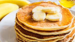 Greek Protein Pancakes