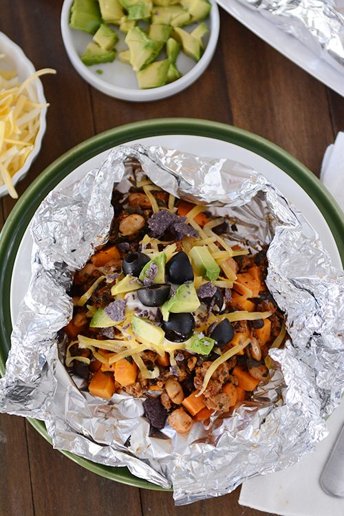 Foil Packet Dinners Recipes