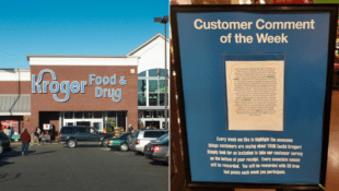 Kentucky Grandma Leaves Hilarious Comment Card at Kroger