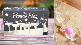 Prosecco Pong Was Made for Those Classier than the Rest