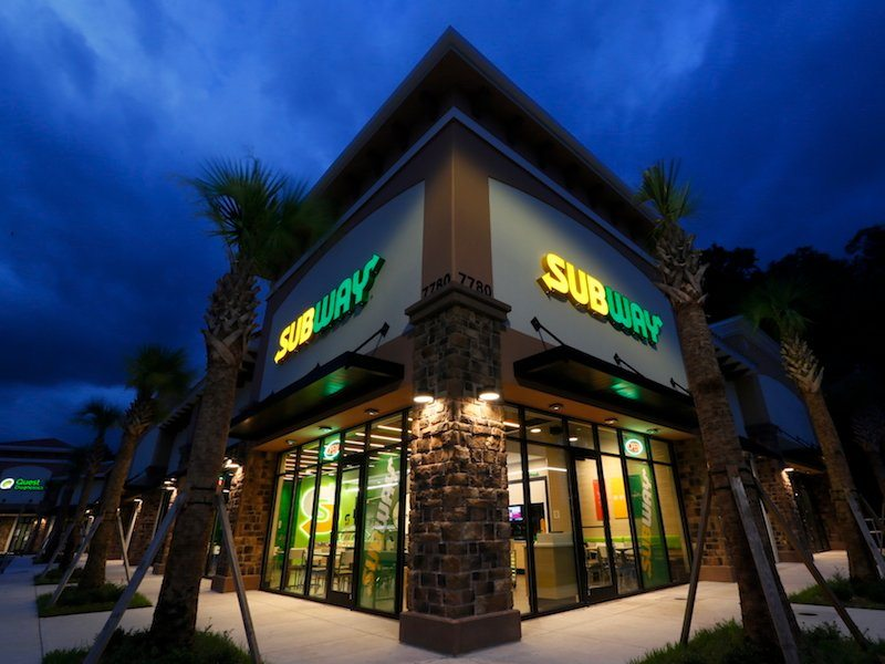 subway stores closing
