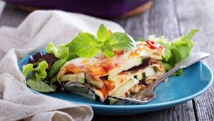 Make-Ahead Vegetable Lasagna