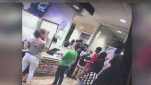 Mom Violently Attacked Inside McDonald's as Children Watched