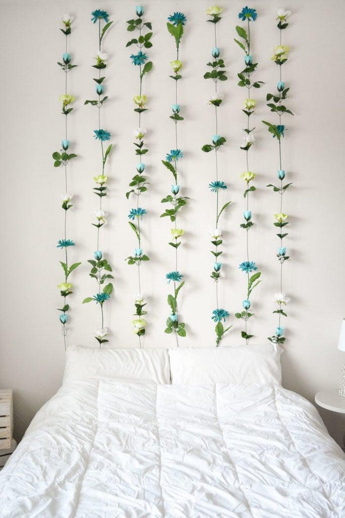 flower-wall-headboard-pinterest-trends-autumn