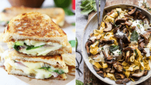 20 Autumn Vegetarian Dinner Recipes to Celebrate the Fresh Season