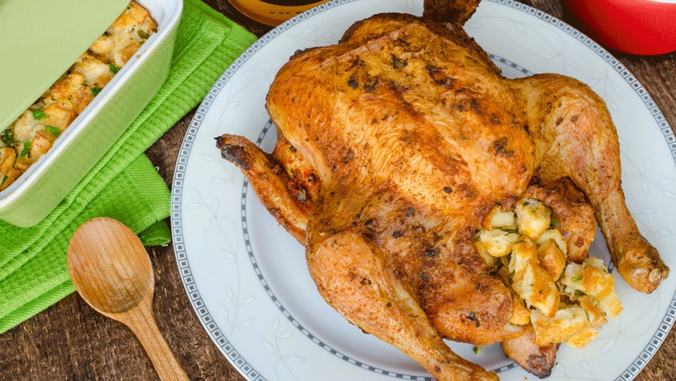 Rotisserie Chicken Recipes - cover