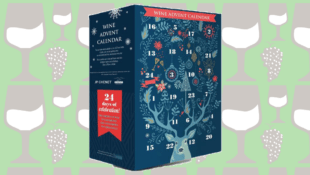 Aldi's Wine Advent Calendar Makes Every Day Merry and Bright