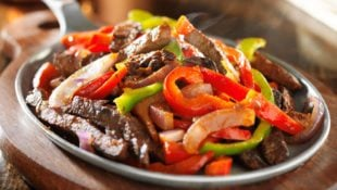 Weeknight Venison Fajitas
