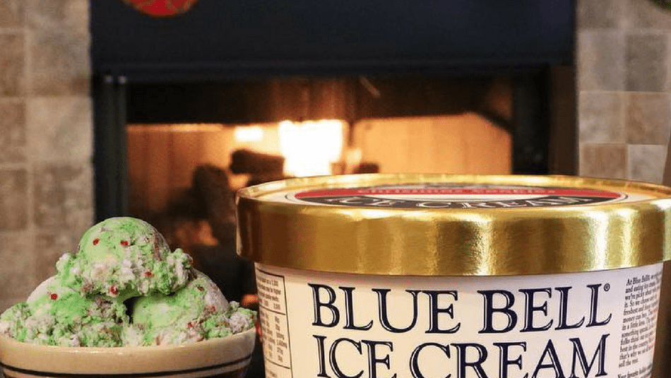 Blue bell reveals the best holiday ice cream release yet for Christmas cookie ice cream blue bell