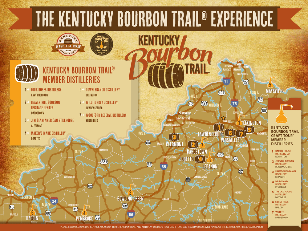 The Kentucky Bourbon Trail Why You Need To Visit Before
