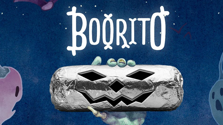 Chipotle Offering Halloween Burrito Deal, Free Burritos for a Year