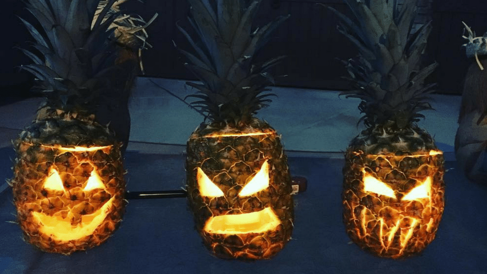 pineapple-jack-o-lanterns