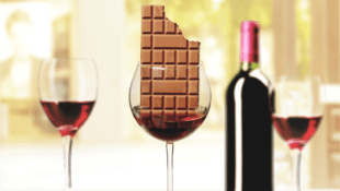 Red Wine and Chocolate Are 'Secrets to Beating Wrinkles', According to New Study