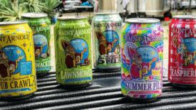 Join the Saint Arnold Society to Get Free Beer for Life at the New Beer Garden