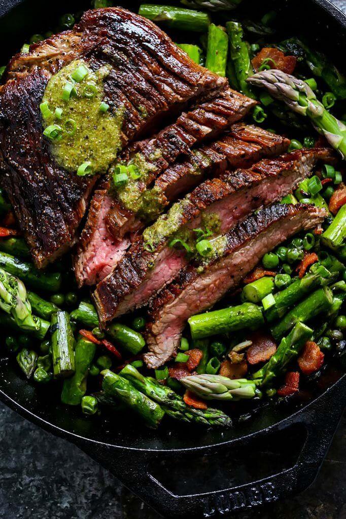 Cast Iron Steak Recipes