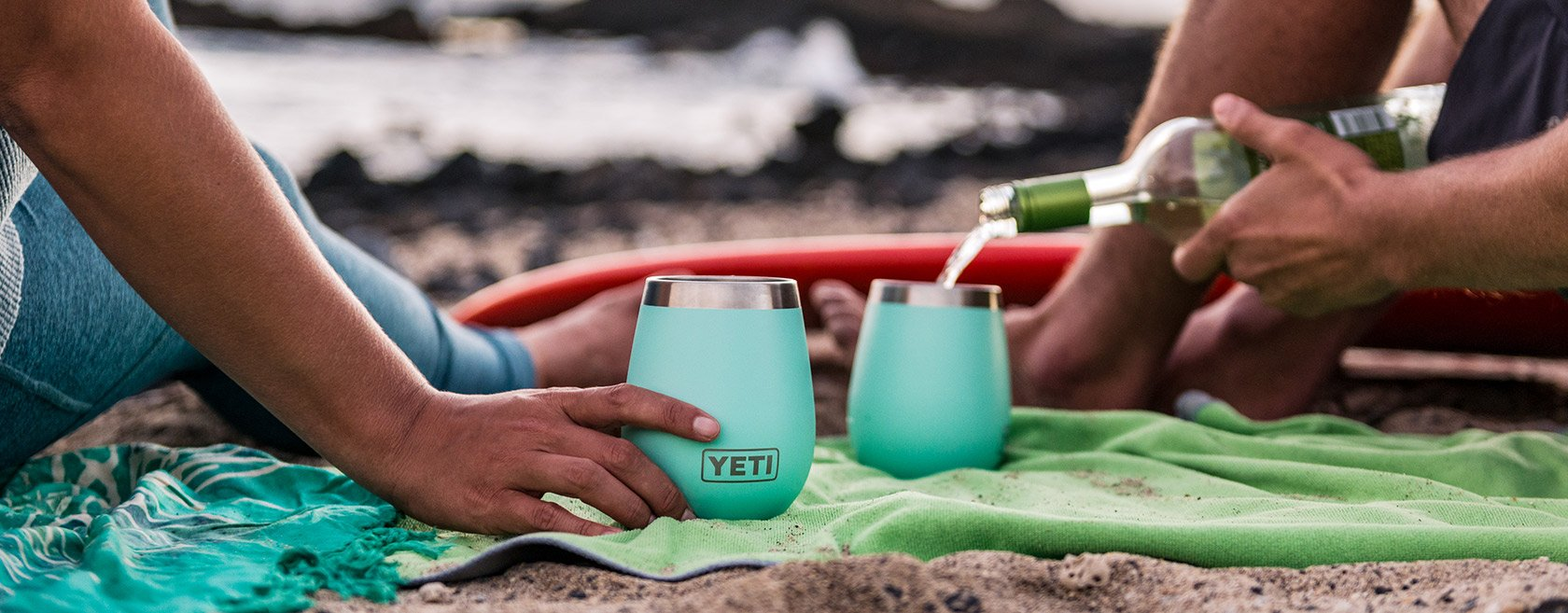 Yeti Just Revealed New Insulated Wine Tumblers In 5 Colors