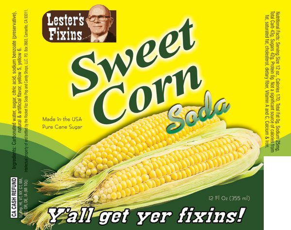 Lesters Fixins Sweet Corn Full