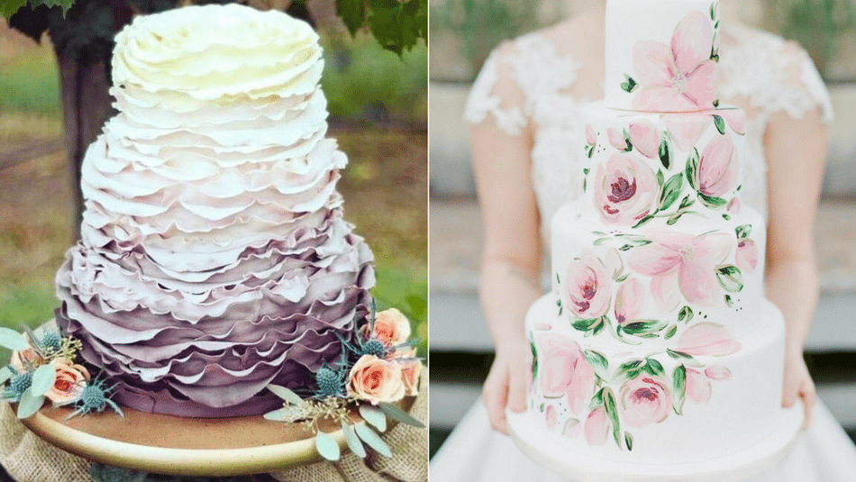 names of wedding cakes the 15 common cake designs names so you what to ask for 17701