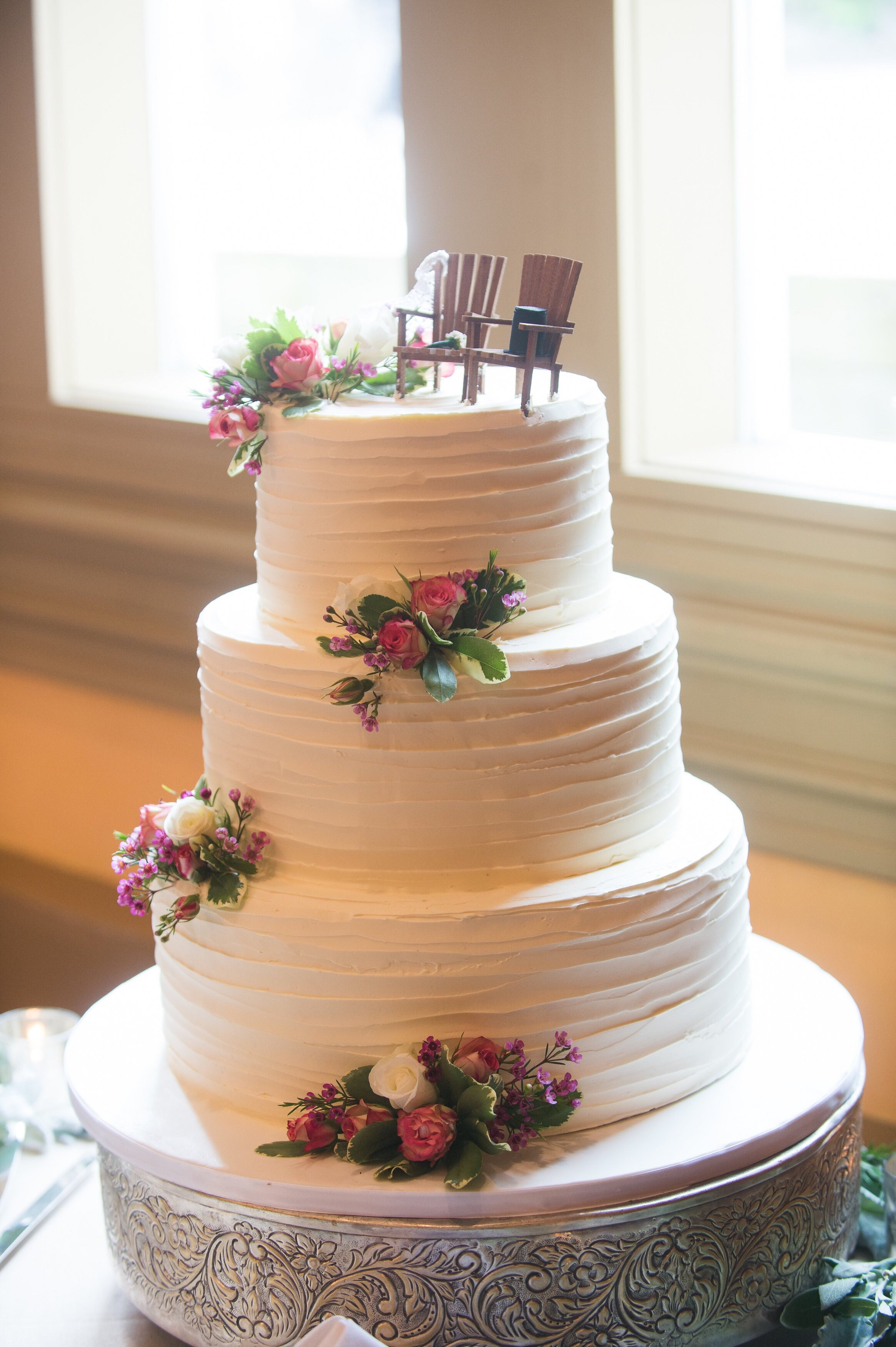 Wedding Cake Images Buttercream