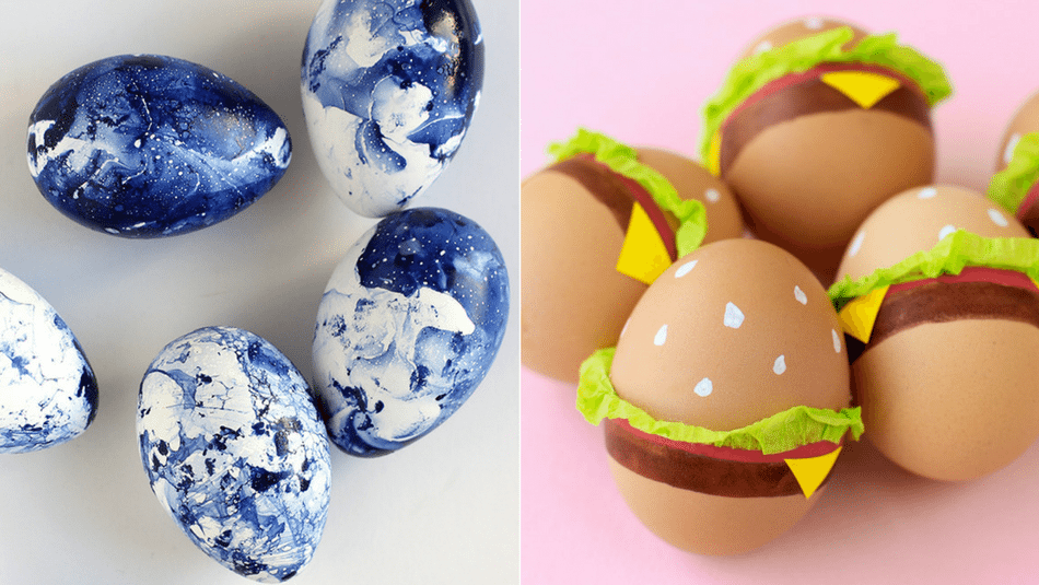 The 15 Eye Catching Diy Easter Egg Designs For Your Spring Table