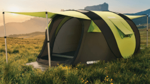 Is the Cinch Smart Tent Really the Future of Camping?
