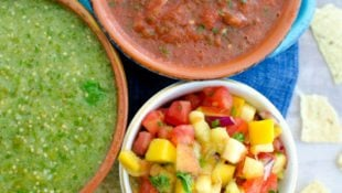 How to Make 3 Different Kinds of Salsa Recipes