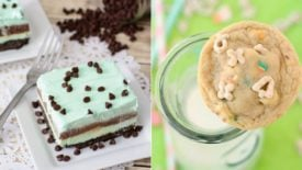 11 St. Patrick's Day Desserts That'll Knock Your Socks Off