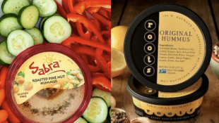 I Tried and Ranked 5 Store-Bought Hummus Brands from Worst to Best