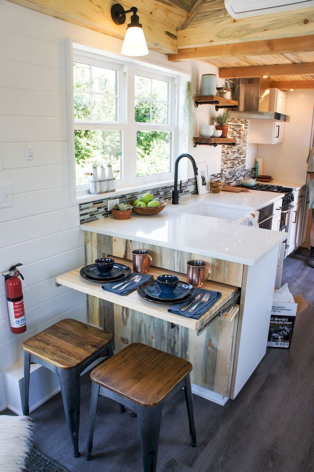 10 Kitchen And Home Decor Items Every 20 Something Needs: The 11 Tiny House Kitchens That'll Make You Rethink Big