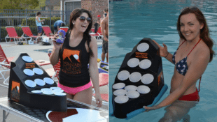 Forget Beer Pong, It's All About Mountain Pong